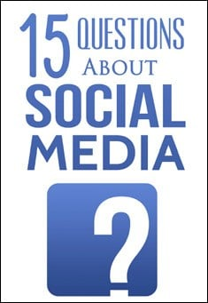 15 Questions About Social Media. By Massimo Moruzzi