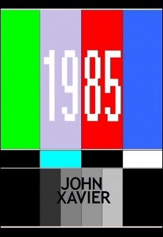 Book cover: 1985 - An Eclectic Collection of Poems
