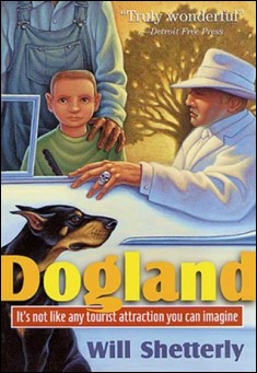 Book cover: Dogland