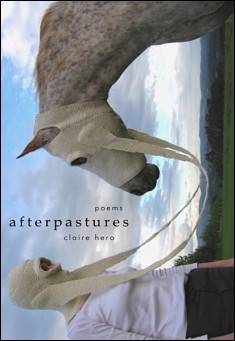 Book cover: Afterpastures - poetry