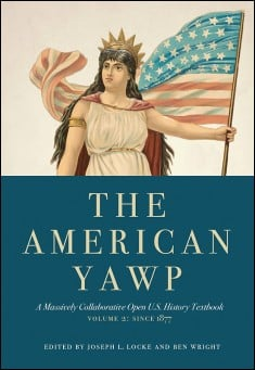Book cover: The American Yawp: Volume 2