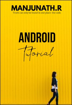 Book cover: Android Tutorial