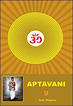 Book cover:  Aptavani-9
