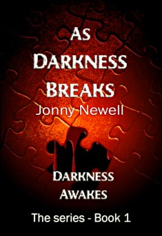 Book cover: As Darkness Breaks
