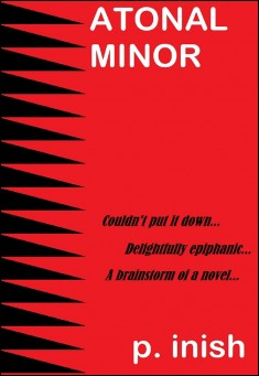 Book cover: Atonal Minor
