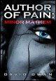 Book cover: Author of pain