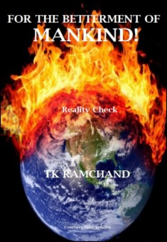 Book cover: For the Betterment of Mankind!