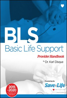 Book Cover: Basic Life Support (BLS) Provider Handbook