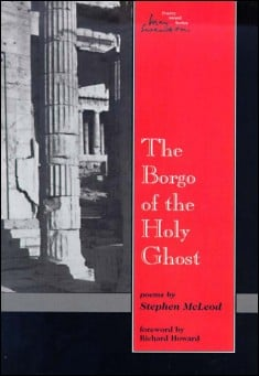 Book cover: The Borgo of the Holy Ghost