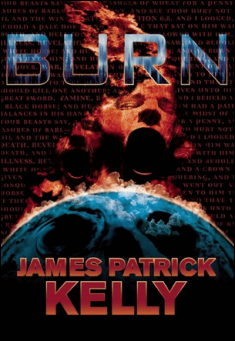 Book cover: Burn