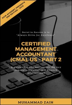 Book cover for Certified Management Accountant (CMA) Part 2