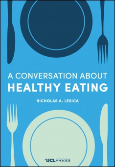 Book cover: A Conversation about Healthy Eating