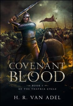 Book cover: Covenant of Blood