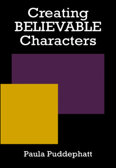 Book cover: Creating Believable Characters