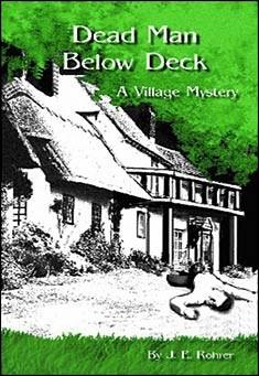 Dead Man Below Deck by J.E. Rohrer