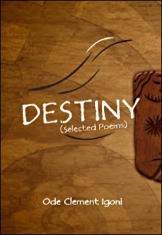 Book cover: Destiny: Selected Poems