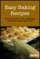 Book cover: Easy Baking Recipes