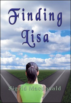 Book cover: Finding Lisa