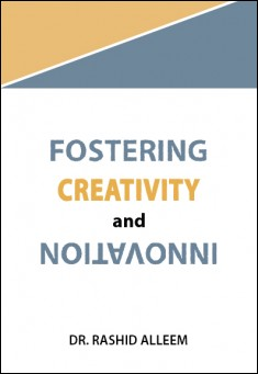 Book cover: Fostering Creativity and Innovation