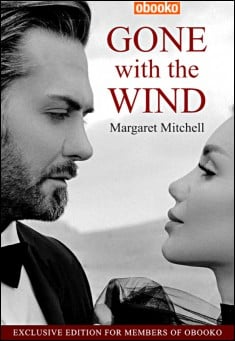 Book cover: Gone with the Wind