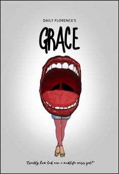 Book cover: Grace - A Funny Book For Women