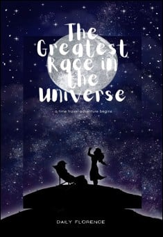 book cover: The Greatest Race in the Universe