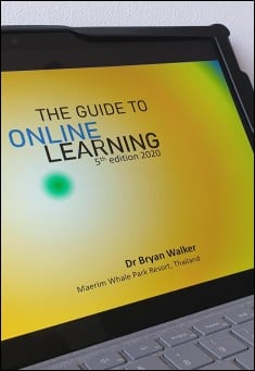 Book cover: Elearning & Distance Learning Online