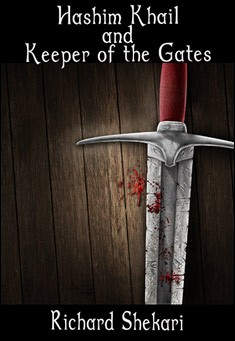 Hashim Khail and Keeper of the Gates. By Richard Shekari