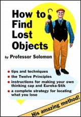 how-to-find-lost-objects-prof-solomon