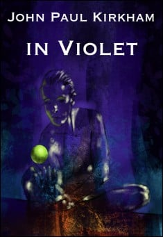 Book cover: In Violet