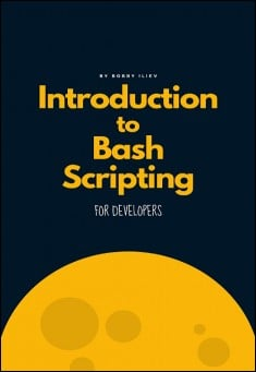Book cover: Introduction to Bash Scripting