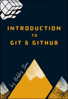 Book cover: Introduction to Git and GitHub