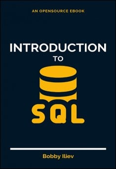 Book cover: Introduction to SQL