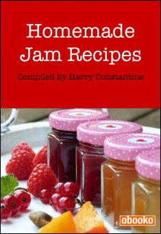 Book cover: Homemade Jam Recipes