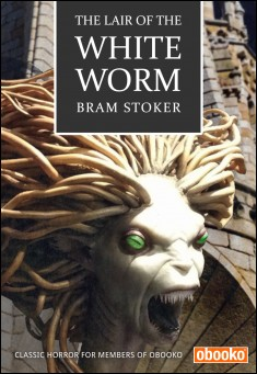 Book cover: Lair of the White Worm