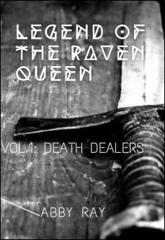 Book cover: Legend Of The Raven Queen Volume  1