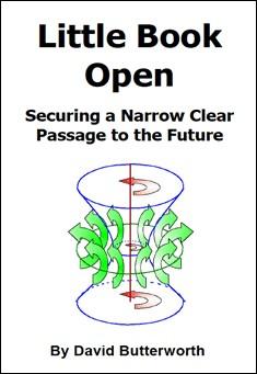 Little Book Open by David Butterworth