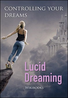 Book cover: Lucid Dreaming