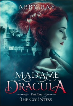 Book cover:  The Countess (Madame Dracula: Part One)
