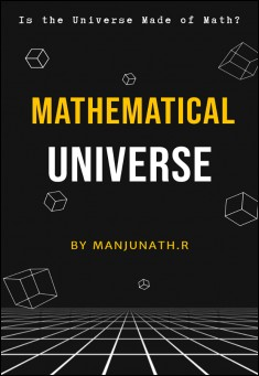 Book cover: The Mathematical Universe