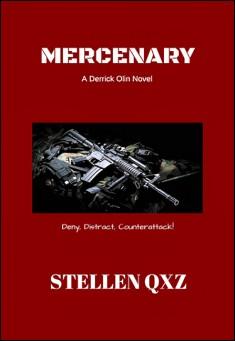Book cover: Mercenary