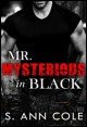 Book cover: Mr. Mysterious in Black
