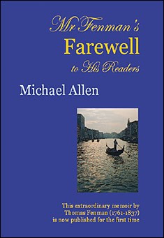 Mr Fenman's Farewell to His Readers by Michael Allen
