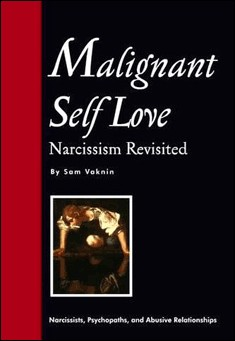 Narcissism Revisited Excerpts by Sam Vaknin
