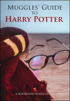 Book cover: Muggles' Guide to Harry Potter