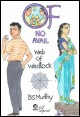 Book cover: Of No Avail – Web of Wedlock