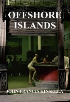 Book cover: Offshore Islands. By John Francis Kinsella