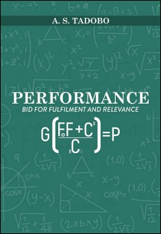 Book cover: Performance  ... Bid for Fulfilment and Relevance