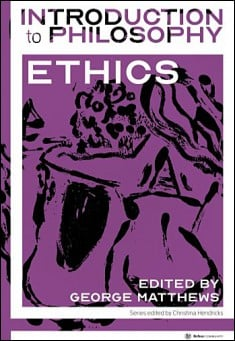 Book cover: Introduction to Philosophy: Ethics