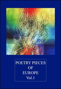 Book cover: Poetry Pieces of Europe